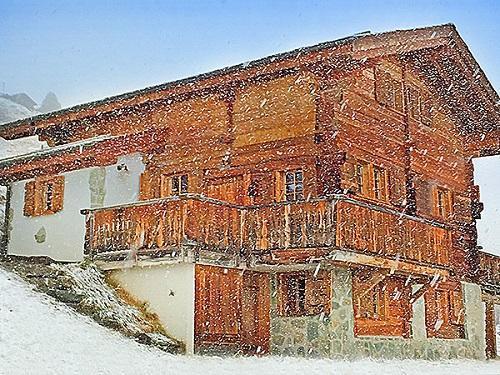 Promo ski Chalet Barbara
