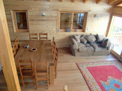 Location au ski Chalet 6 pièces 10 personnes - Chalet Bryher - Thyon - Dressing