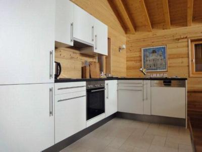 Location au ski Chalet 6 pièces 10 personnes - Chalet Bryher - Thyon - Garage
