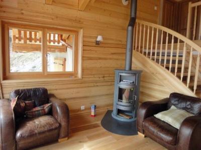 Location au ski Chalet 6 pièces 10 personnes - Chalet Bryher - Thyon - Séjour