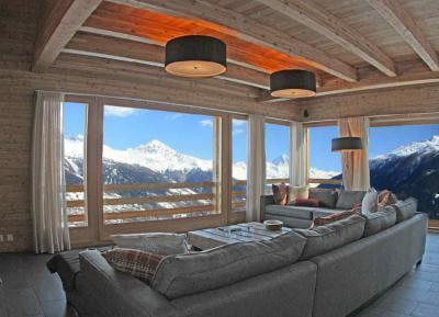 Location au ski Chalet triplex 6 pièces 12 personnes - Chalet Dargan - Thyon - Appartement