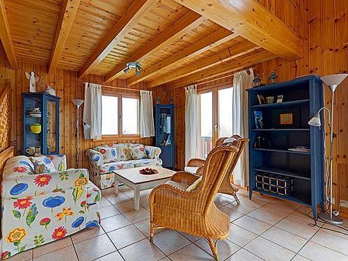Location au ski Chalet duplex 4 pièces 6 personnes - Chalet Krokus - Thyon - Salle d'eau