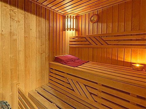 Location au ski Chalet Perle Des Collons - Thyon - Sauna