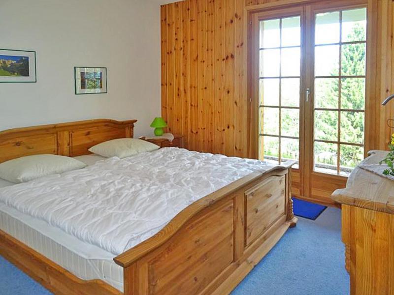 Location au ski Chalet Albert - Thyon - Chambre