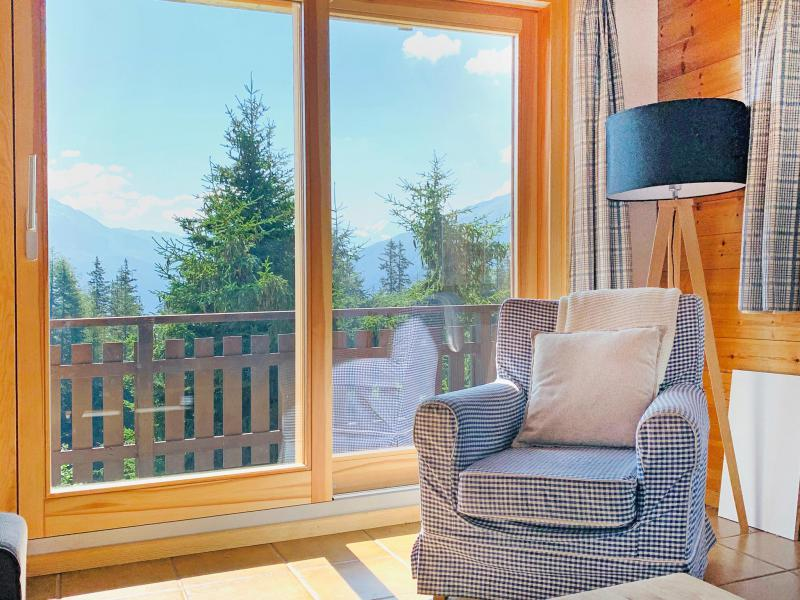 Location au ski Chalet Altitude 1900 - Thyon - Appartement