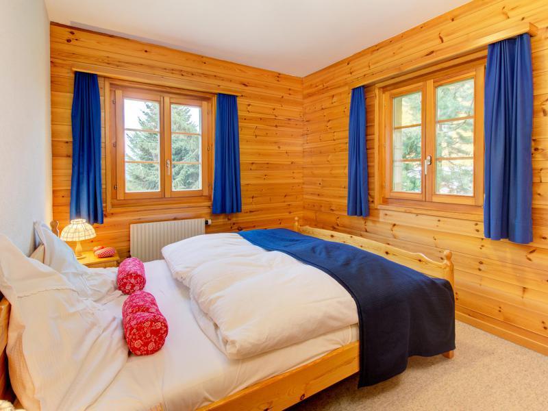 Location au ski Chalet Altitude 1900 - Thyon - Chambre