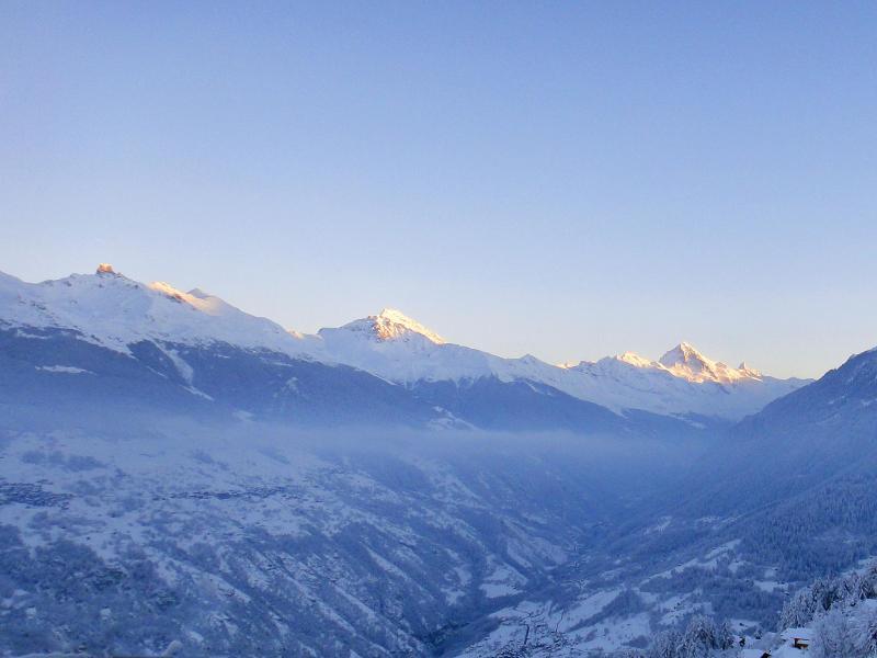 Location au ski Chalet Barbara - Thyon - Extérieur hiver