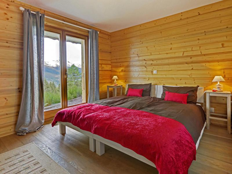 Location au ski Chalet Bryher - Thyon - Chambre