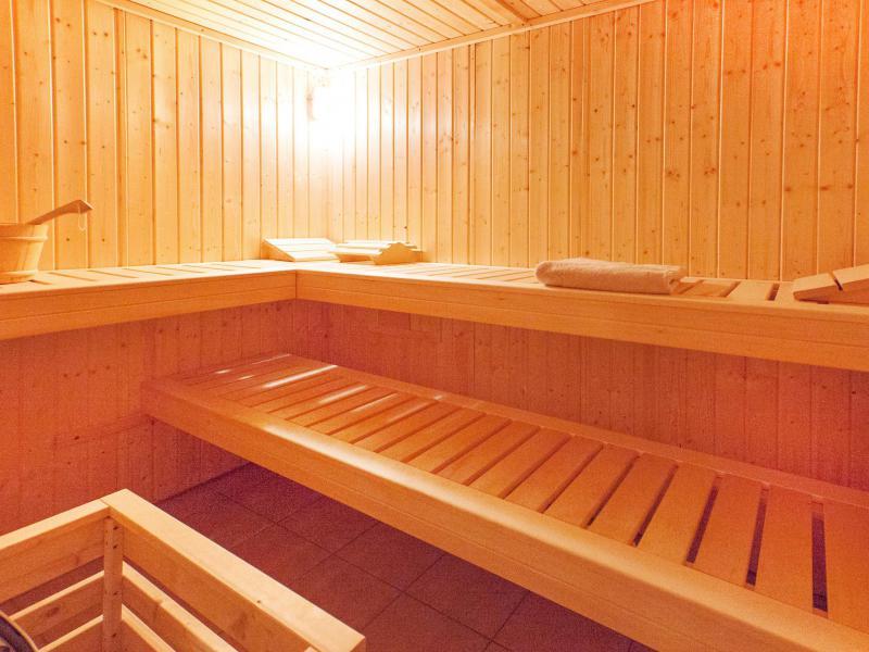 Location au ski Chalet Collons 1850 - Thyon - Sauna