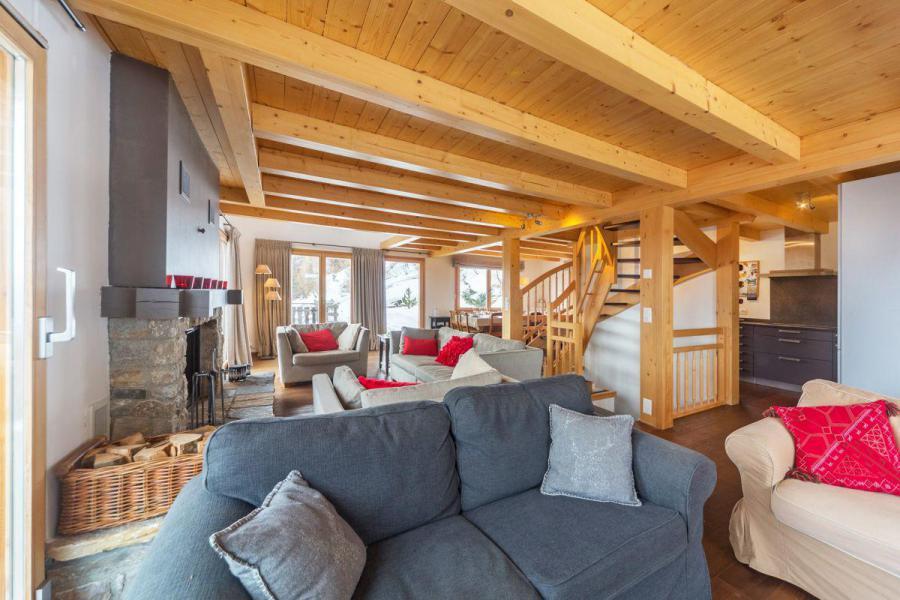 Аренда на лыжном курорте Chalet Dent Blanche - Thyon - апартаменты