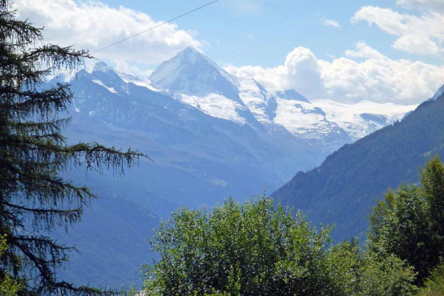 Аренда на лыжном курорте Chalet Dent Blanche - Thyon - зимой под открытым небом