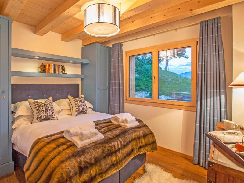 Аренда на лыжном курорте Chalet des Etoiles - Thyon - Комната