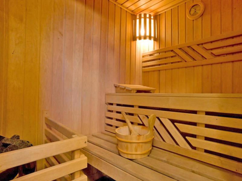 Location au ski Chalet Fleur Des Collons - Thyon - Sauna