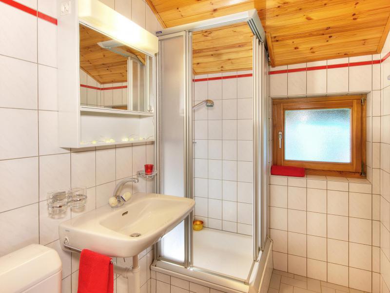 Skiverleih Chalet Karibu - Thyon - Waschräume