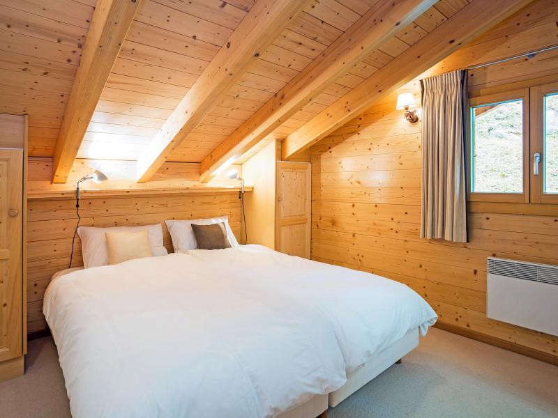 Rent in ski resort Chalet Mountain Star - Thyon - Bedroom