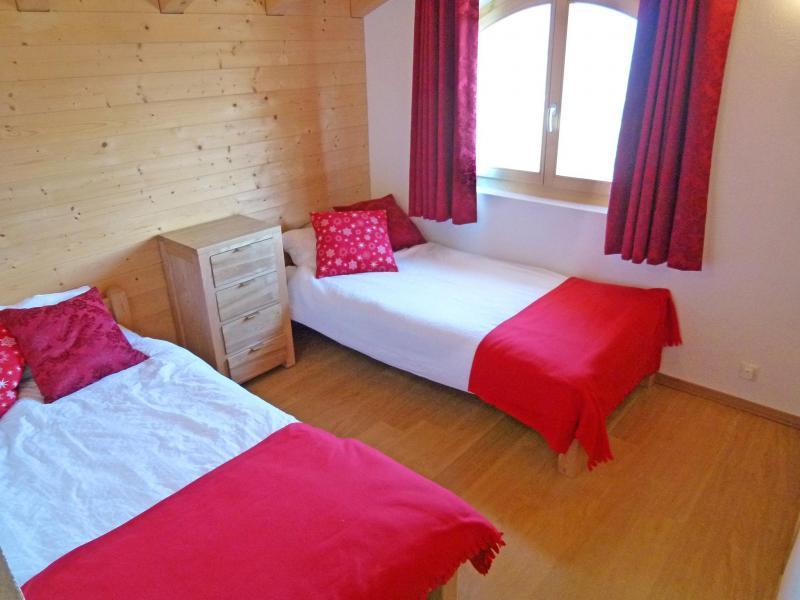 Location au ski Chalet Ourson Blanc - Thyon - Chambre