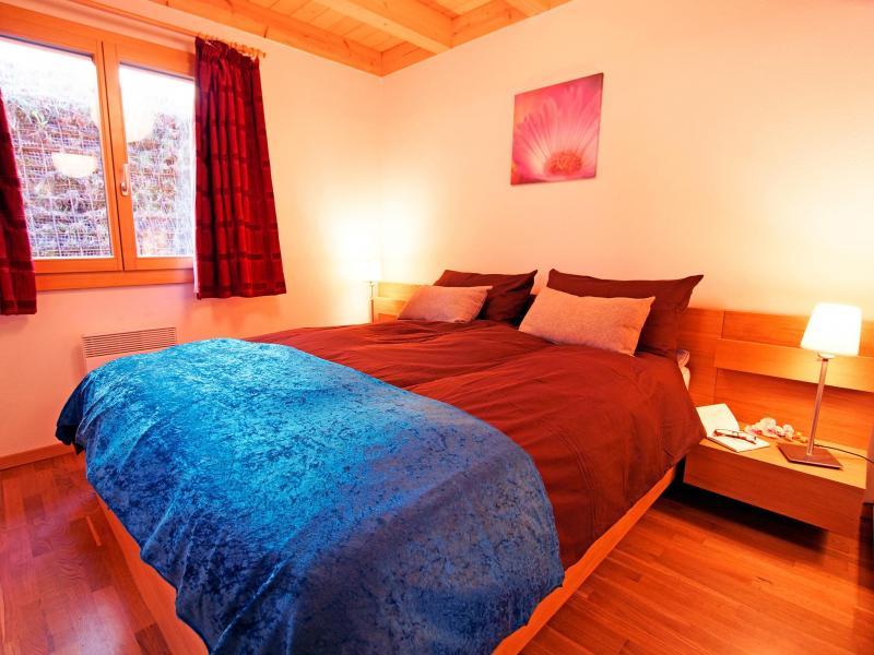 Location au ski Chalet Panorama - Thyon - Chambre