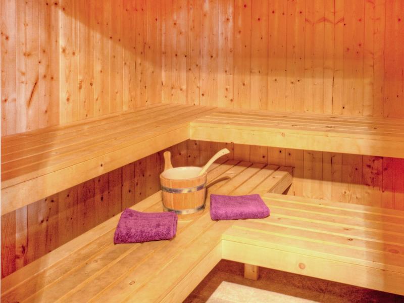 Location au ski Chalet Teychenne - Thyon - Sauna