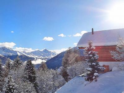 Rent in ski resort Chalet Albert - Thyon - Winter outside