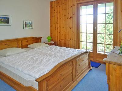 Rent in ski resort Chalet Albert - Thyon - Bedroom