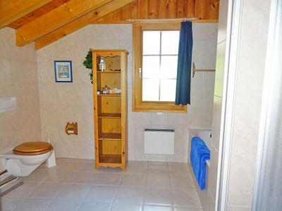 Rent in ski resort Chalet Albert - Thyon - Shower room