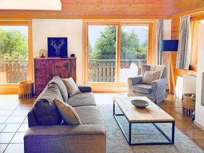 Rent in ski resort Chalet Altitude 1900 - Thyon - Apartment