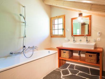 Rent in ski resort Chalet Barbara - Thyon - Bathroom