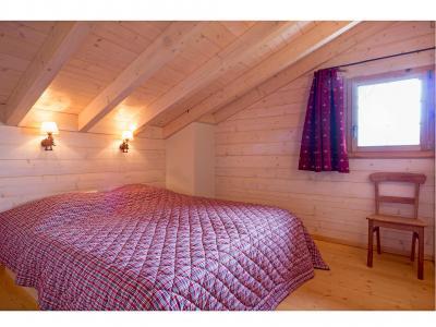 Rent in ski resort Chalet Barbara - Thyon - Bedroom under mansard