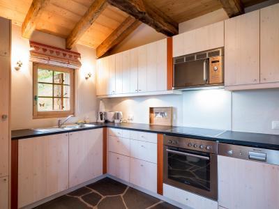 Rent in ski resort Chalet Barbara - Thyon - Kitchen