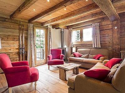 Location au ski Chalet 6 pièces 10 personnes - Chalet Barbara