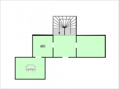 Rent in ski resort Chalet Brock - Thyon - Plan