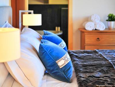 Rent in ski resort Chalet Brock - Thyon - Bedroom