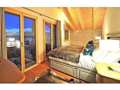 Location au ski Chalet Brock - Thyon - Lit double