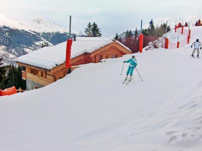 Location au ski Chalet Bryher - Thyon - Extérieur hiver