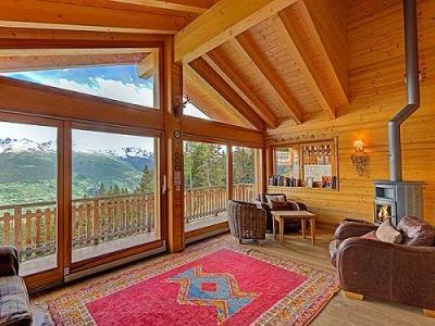 Location au ski Chalet 6 pièces 10 personnes - Chalet Bryher - Thyon - Salle d'eau
