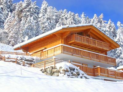 Location Thyon : Chalet Céline hiver