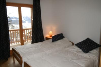 Location au ski Chalet 6 pièces 10 personnes - Chalet Collons 1850 - Thyon - Chambre