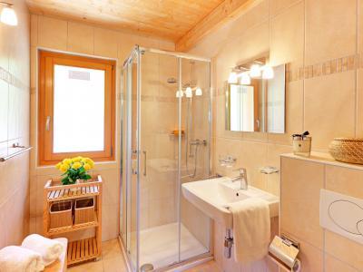 Location au ski Chalet Collons 1850 - Thyon - Salle d'eau