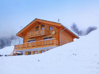 Location Thyon : Chalet Croix Blanche hiver