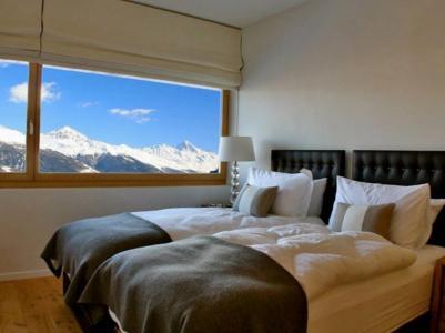 Location au ski Chalet Dargan - Thyon - Chambre