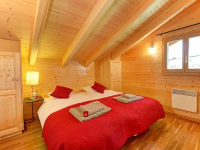 Rent in ski resort Chalet Etoile des 4 Vallées - Thyon - Bedroom