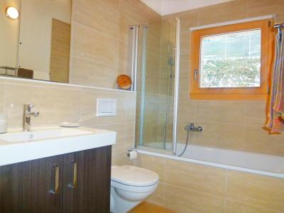 Rent in ski resort Chalet Falcons Nest - Thyon - Bathroom