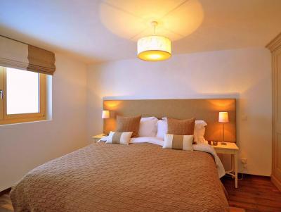 Rent in ski resort Chalet Falcons Nest - Thyon - Bedroom