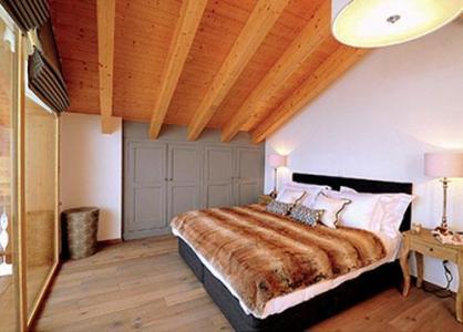 Location au ski Chalet 5 pièces 8 personnes - Chalet Falcons Nest - Thyon - Chambre