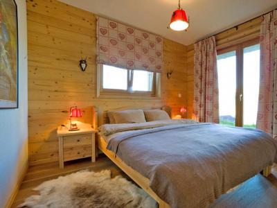 Location au ski Chalet Fleur des Collons - Thyon - Chambre