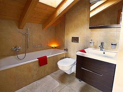 Location au ski Chalet K2 - Thyon - Salle de bains