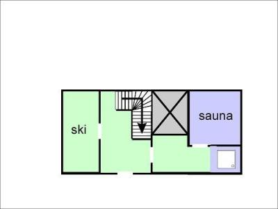 Location au ski Chalet K2 - Thyon - Plan