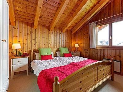 Location au ski Chalet Krokus - Thyon - Chambre
