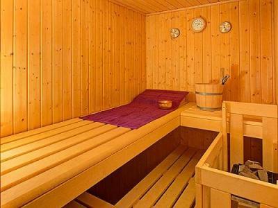 Location au ski Chalet Krokus - Thyon - Sauna