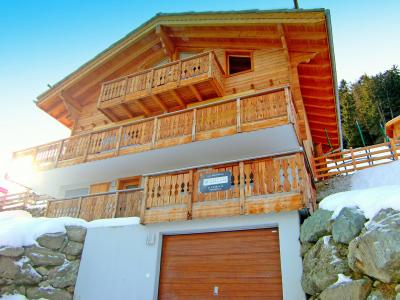 Rental Thyon : Chalet Marguerite winter